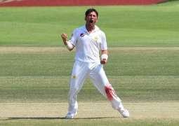 Yasir Shah-- New Test Magician