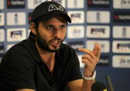 Afridi among Worlds Highest Paid Cricketers