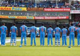Indian players wear mothers' names on shirt against New Zealand