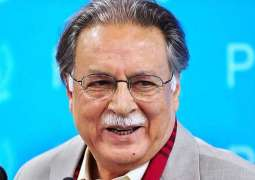 Pervaiz Rasheed dismissed from the post of Information Minister
