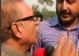 تحریک انصاف دا دھرنا، پولیس نے پی ٹی آئی رہنما عارف علوی تے عمران اسماعیل نوں گرفتار کر لیا