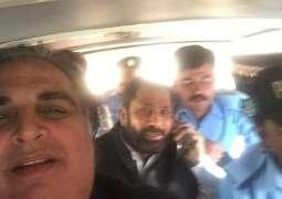 PTI leaders Arif Alvi, Imran Ismail arrested from Bani Gala