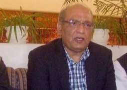 سینیٹرمشاہد اللہ خان نوں وفاقی وزیر اطلاعات بنائے جان دا امکان