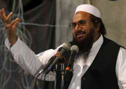 """""""This national unrest is a Global conspiracy"""": Hafiz Saeed"""