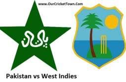 پاکستان و ویسٹ انڈیز نا نیام اٹ مسٹ میکو و آخریکو ون ڈے انٹرنیشنل (پگہ) گوازی کننگک