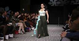 Paris: Visually impaired models mesmerized audience in Paris fashion week