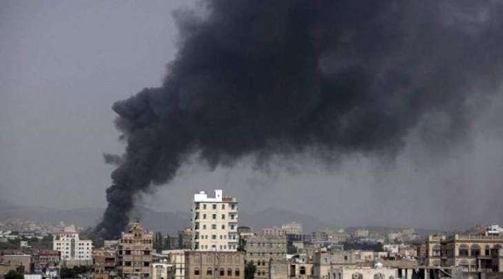 10 rebels killed in air strike in Yemen