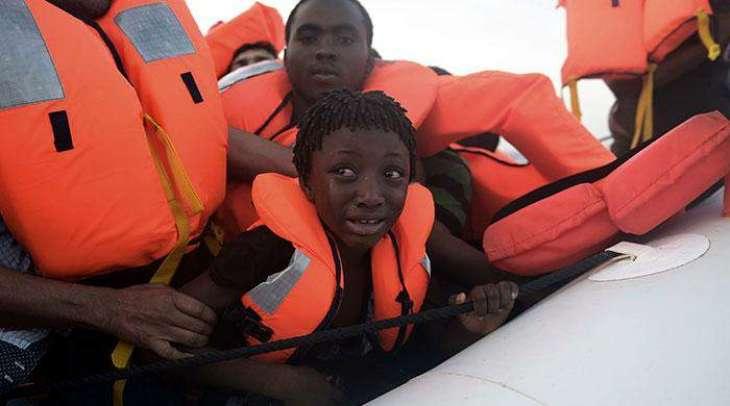 22 dead on migrant boat off Libya
