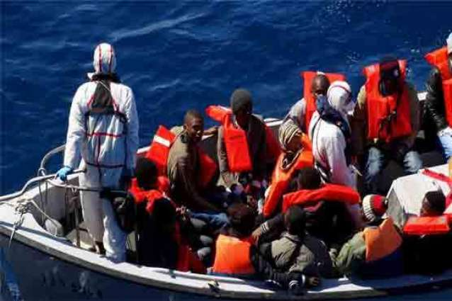 22 dead on migrant boat off Libya