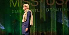 Veiled with hijab, Haleema will walk off the ramp in husn-e-muqabla
