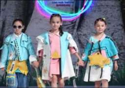 Kids Fashion show in China