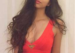 Suhana Khan new viral picture on the web
