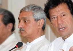 Petitions against Imran, Tareen to be heard on Monday