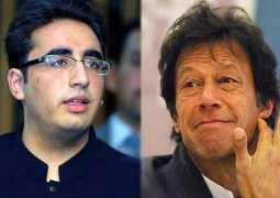 Imran Khan to consider Bilawal's offer