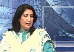 Sindh Assembly Deputy Speaker Shehla Raza receives death threats