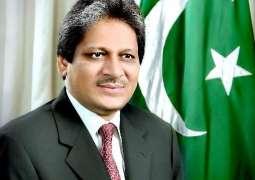 وفاقی حکومت نے گورنر سندھ ڈاکٹر عشرت العبادنوں نویں گورنر دی تعیناتی بارے دَس دِتا: وسیلے