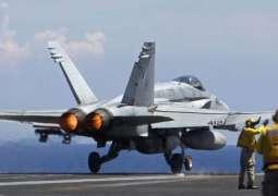 2 US Fighter Jets Collide Off San Diego Coast