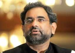 سُنیااے کہ ٹرمپ نے گورنر سندھ نوں بدل دِتا اے: شاہد خاقان عباسی دا چٹکلا