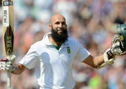 Man banned over racist graffiti targeted at Hashim Amla