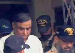 احتساب عدالت نے ڈاکٹر عاصم حسین نوں ذاتی ہسپتال وچ علاج دی اجازت دے دِتی