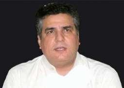 عمران خان سکیورٹی رسک نیں:دانیال عزیز