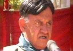 Former Sindh Information Secretary Zahid Memon died in London