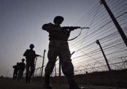 بھارتی فوج ولوں چکوٹھی سیکٹر اُتے فائرنگ: آئی ایس پی آر