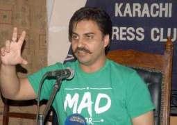 کراچی دی سٹی کورٹ نے فکس اٹ مہم دے بانی عالمگیر خان نوں بری کر دِتا