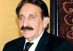 Former Chief Justice Iftikhar Chaudhry lost his brother