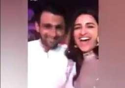 Dance Video of Parineeti Chopra and Shoaib Malik Viral on the Web