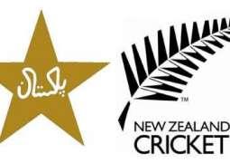 پاکستان اتے نیوزی لینڈ وچال ڈوجھا کرکٹ ٹیسٹ میچ(کل) توں شروع تھیسی
