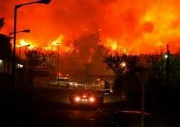 اسرائیل دے کئی شہراں وچ اگ لگ گئی، 150بندے زخمی، 80ہزار محفوظ مقام اُتے منتقل
