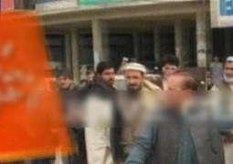 ANP member Muhammed Gul threatens Traffic Warden
