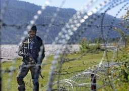 Attack on army compound near Nagrota, 2 Indian soldiers dead