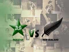 پاکستان و نیوزی لینڈ نا کرکٹ ٹیم تا نیام اٹ اولیکو ٹیسٹ میچ 17نومبر آن بناء کیک