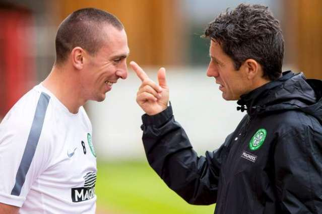 Re-energised Scott Brown back in Scotland squad