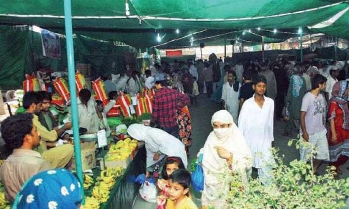 Islamabad Food Bazaar to be held on Saturday