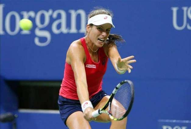 Tennis: Konta dominates in Zhuhai