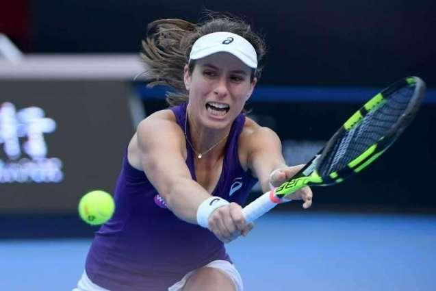 Tennis: Konta dominates to guarantee top-10 spot