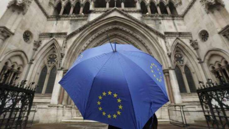 High Court to rule Thursday on Brexit challenge