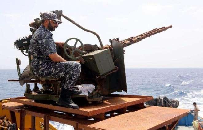 EU hopes Libyan coast guard training will end attacks on migrant boats