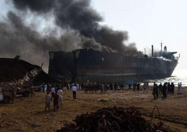 Gadani blast: Death toll rises to 19