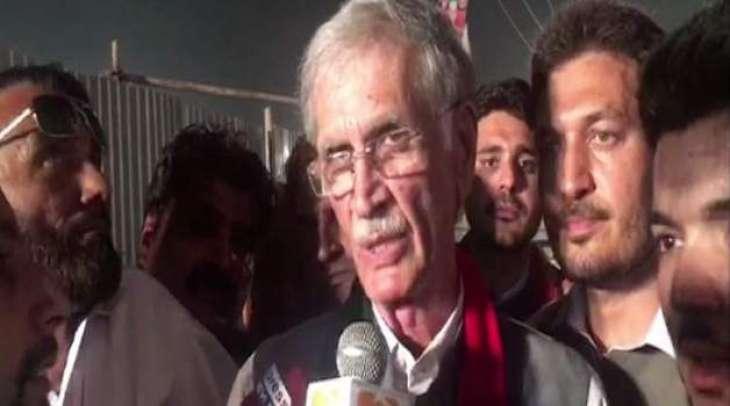 Sawabi procession suffered a savage treatment, says CM KPK