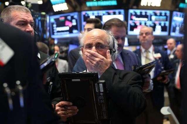 US stocks fall as election angst overshadows Fed