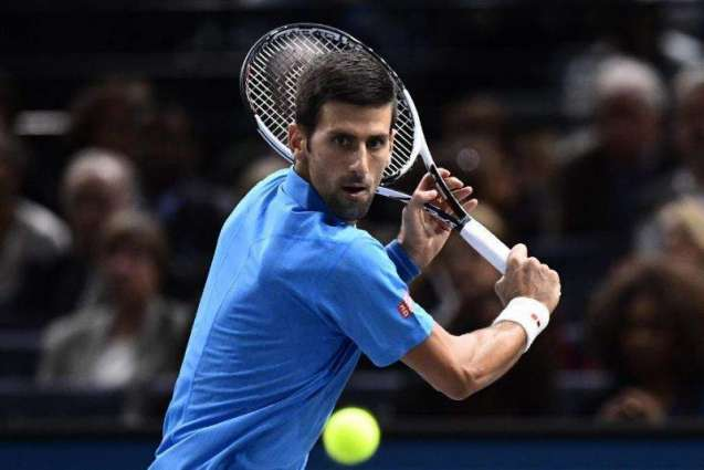 Tennis: Djokovic laughs off 'guru' claims