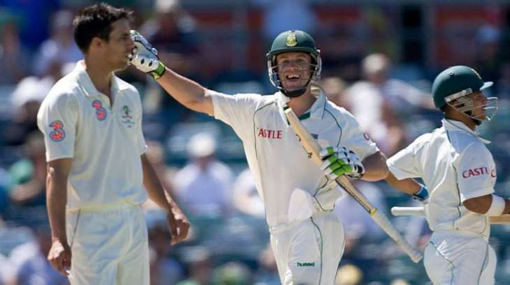 Cricket: South Africa win toss and bat in Perth Test
