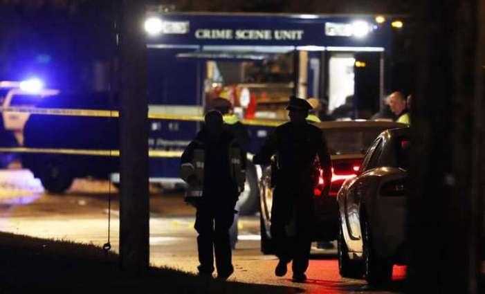 Two US police officers killed in Iowa ambush