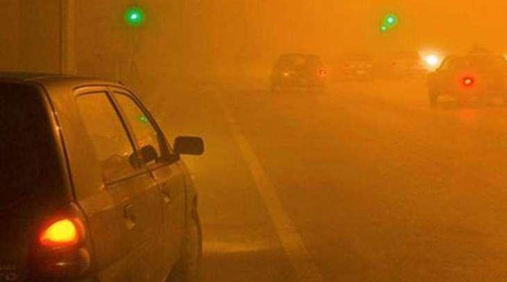 Heavy fog prompts motorway closure in Punjab
