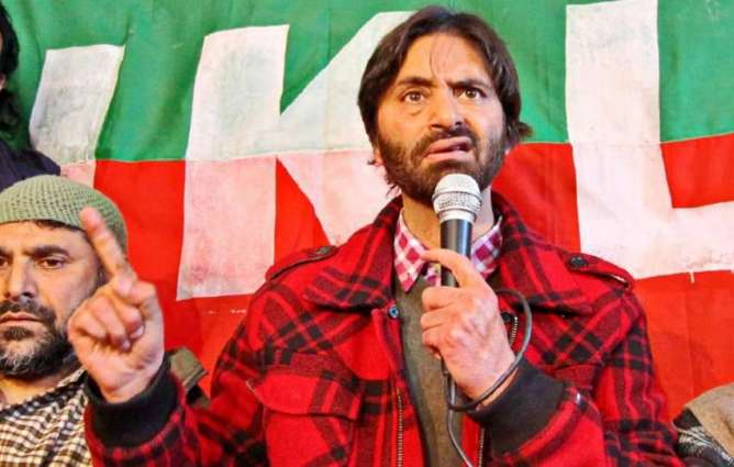 Yasin Malik denounces Indian brutalities in IoK