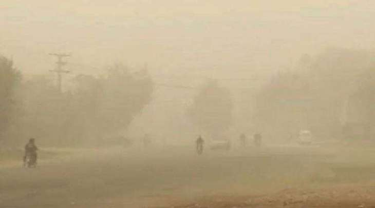 Smog-caused accident claims at least 10 lives